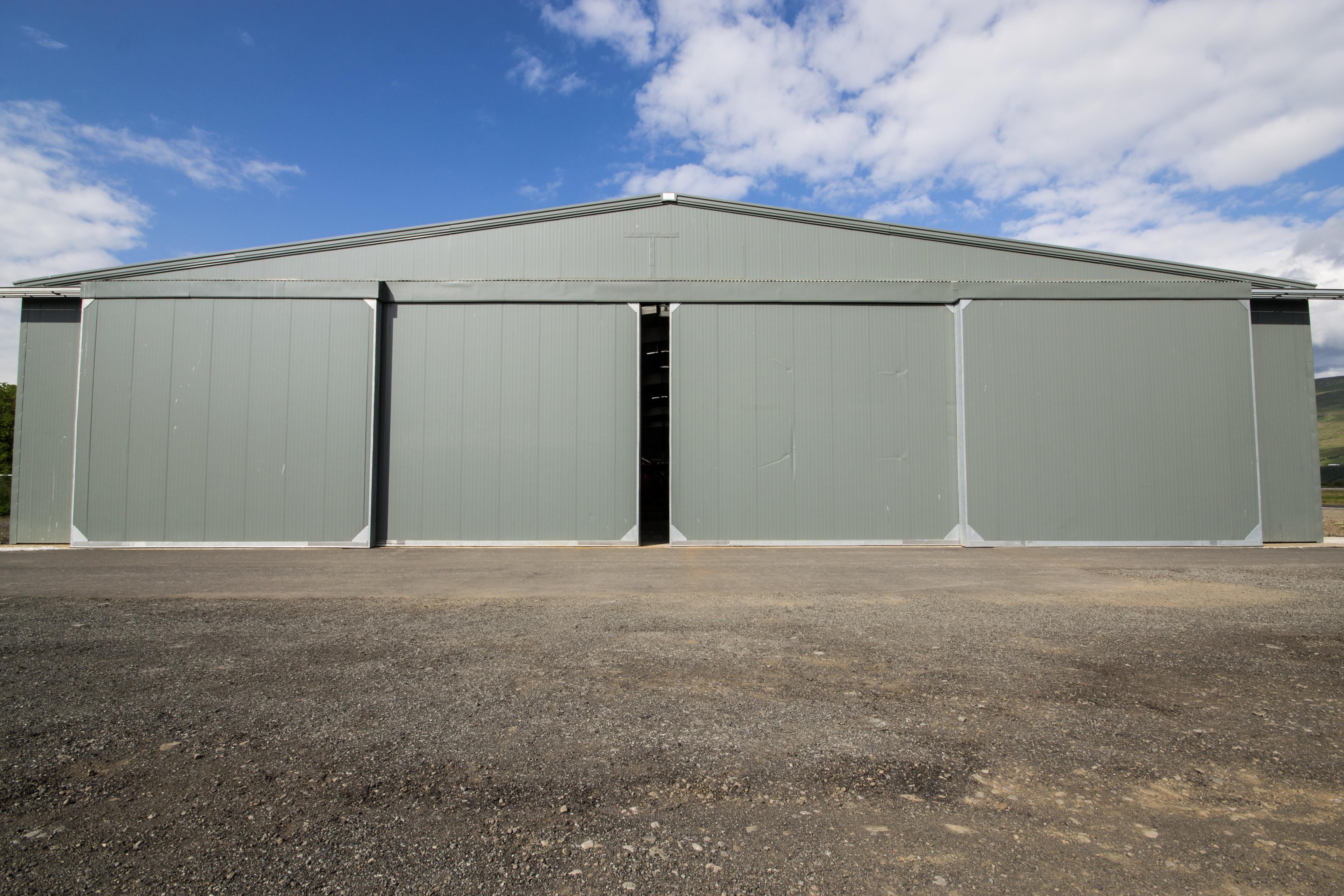 Hangar Per Aerei High Lift Door Inc