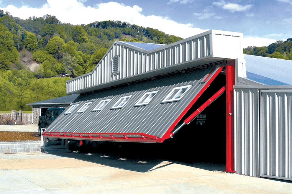 BI-FOLD DOORS FOR LARGE OPENINGS